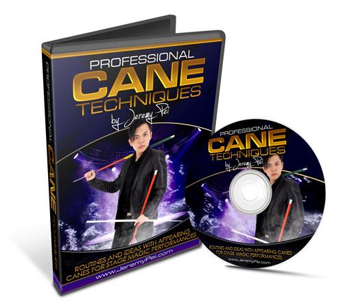Professional Cane Techniques DVD